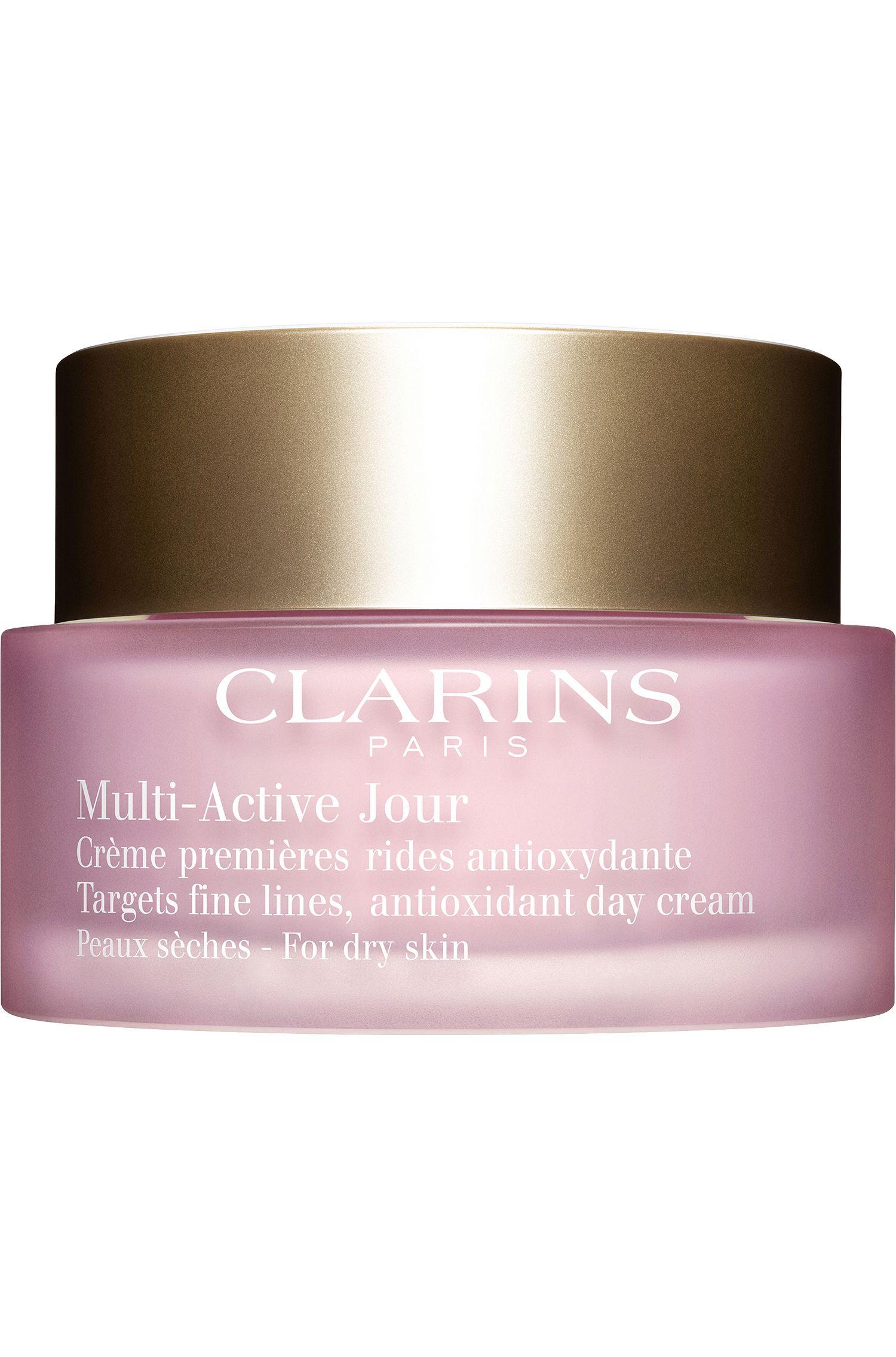 Blissim : Clarins - Crème jour première rides anti-oxydante Multi-Active - Peaux Sèches