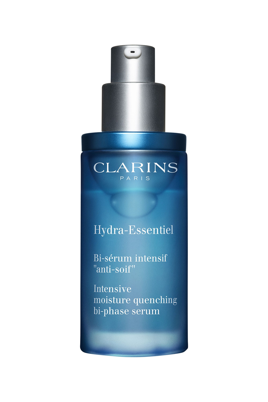 Blissim : Clarins - Serum hydratant bi-phasé «anti-soif» Hydra-Essentiel - Serum hydratant bi-phasé «anti-soif» Hydra-Essentiel