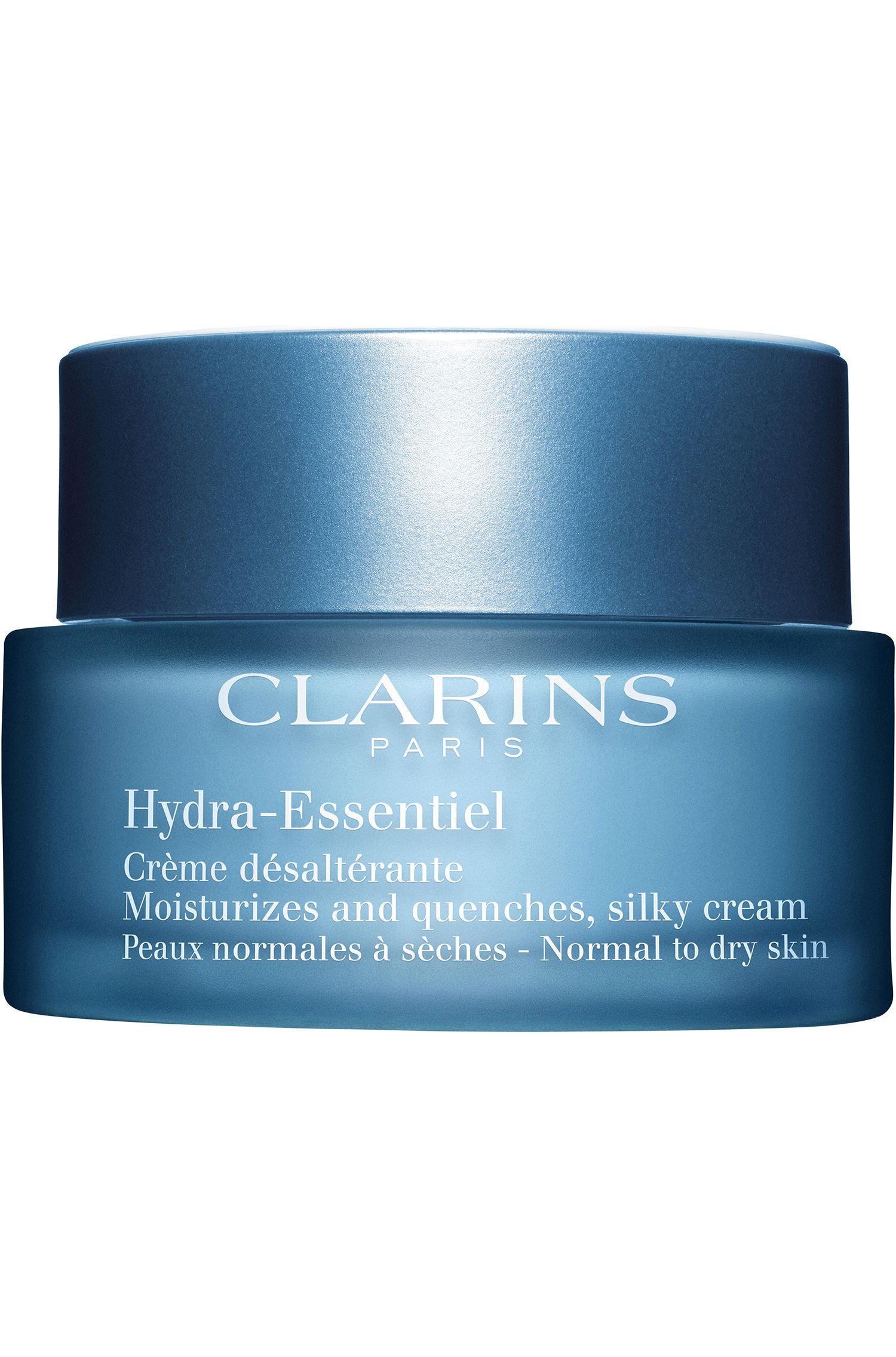 Blissim : Clarins - Crème hydratante visage Hydra-Essentiel - Crème hydratante visage Hydra-Essentiel