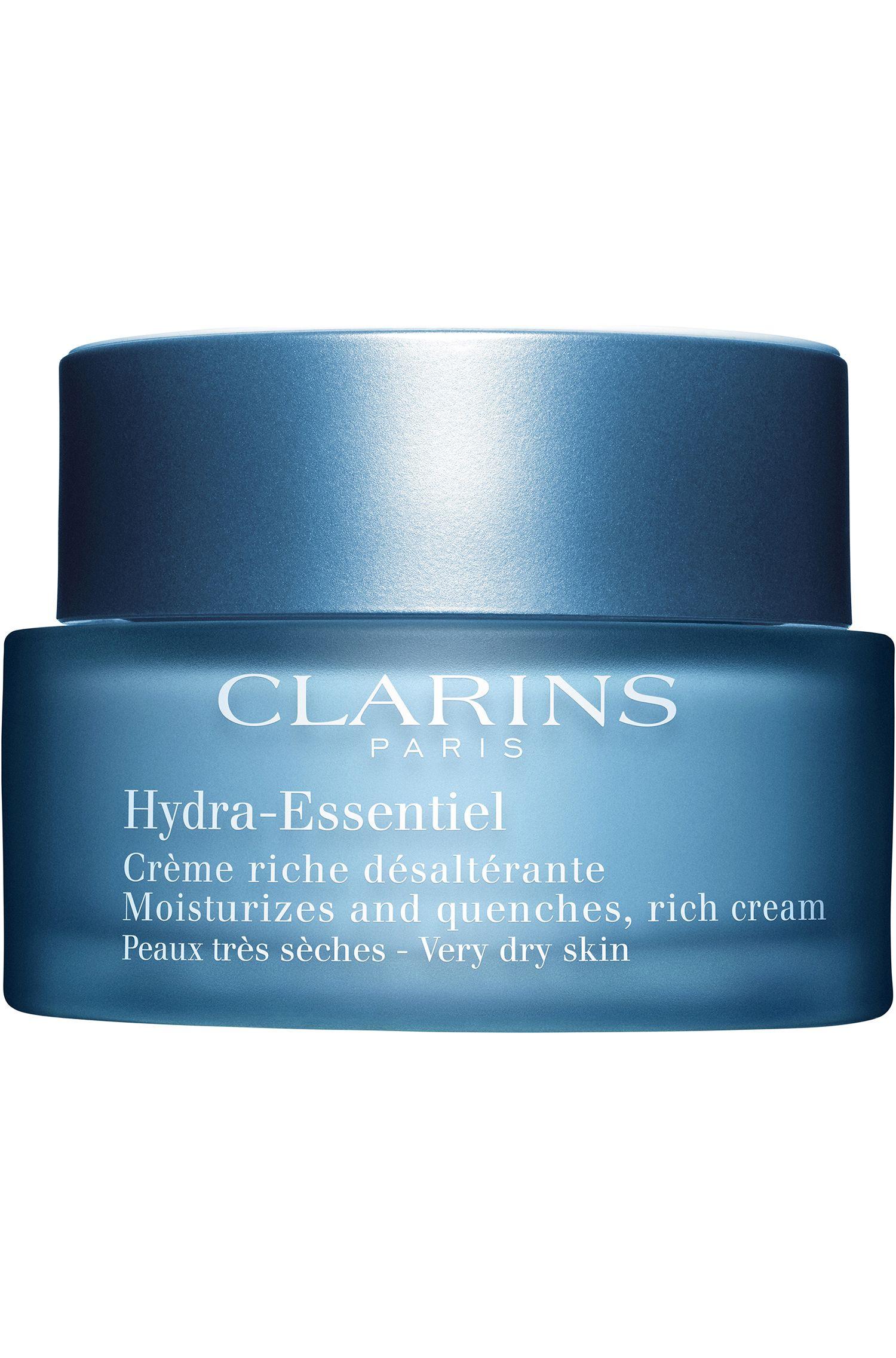 Blissim : Clarins - Crème riche hydratante Hydra-Essentiel peaux sèches - Crème riche hydratante Hydra-Essentiel peaux sèches