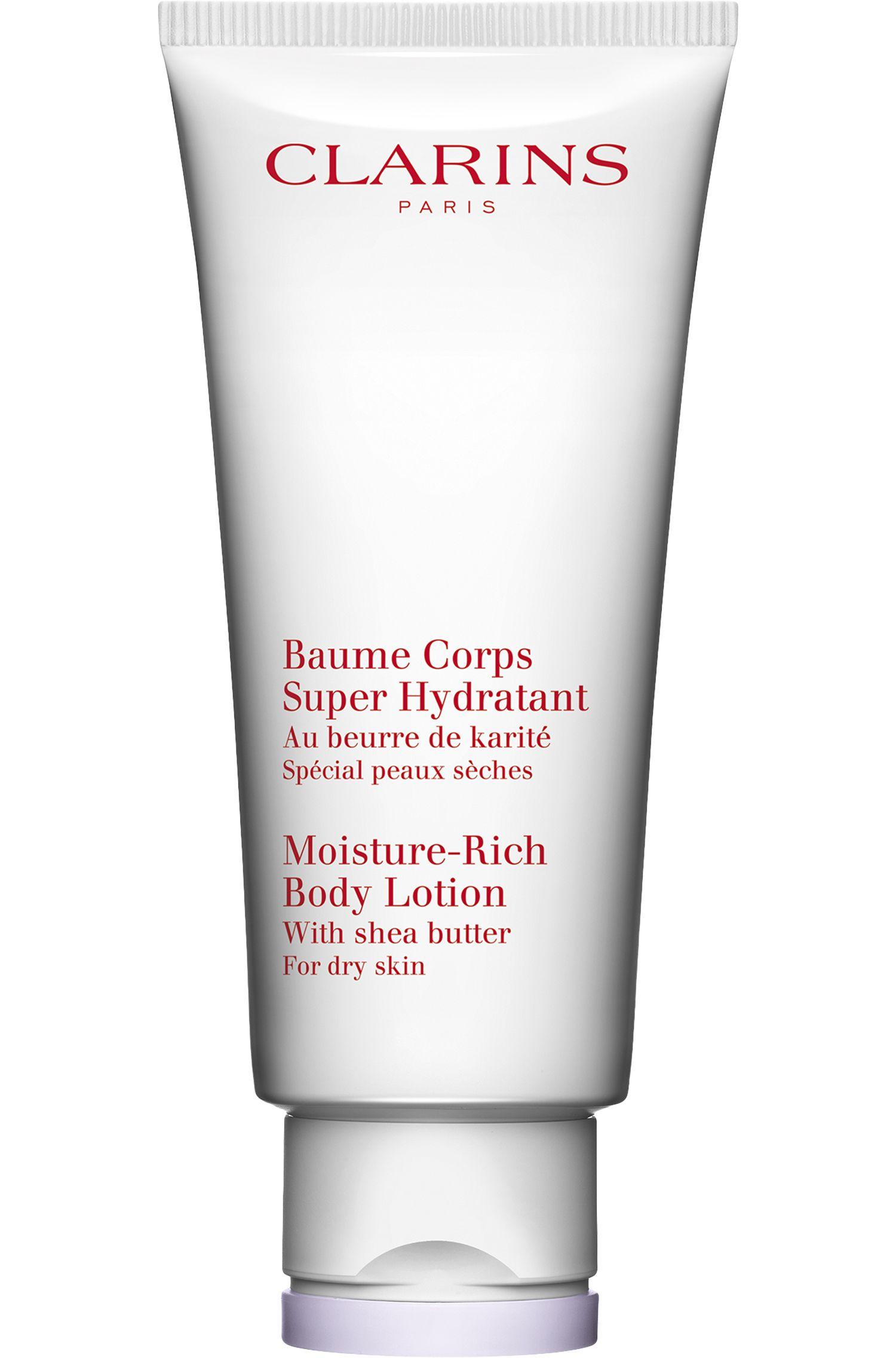 Blissim : Clarins - Baume corps hydratant au beurre de karité - 200ml