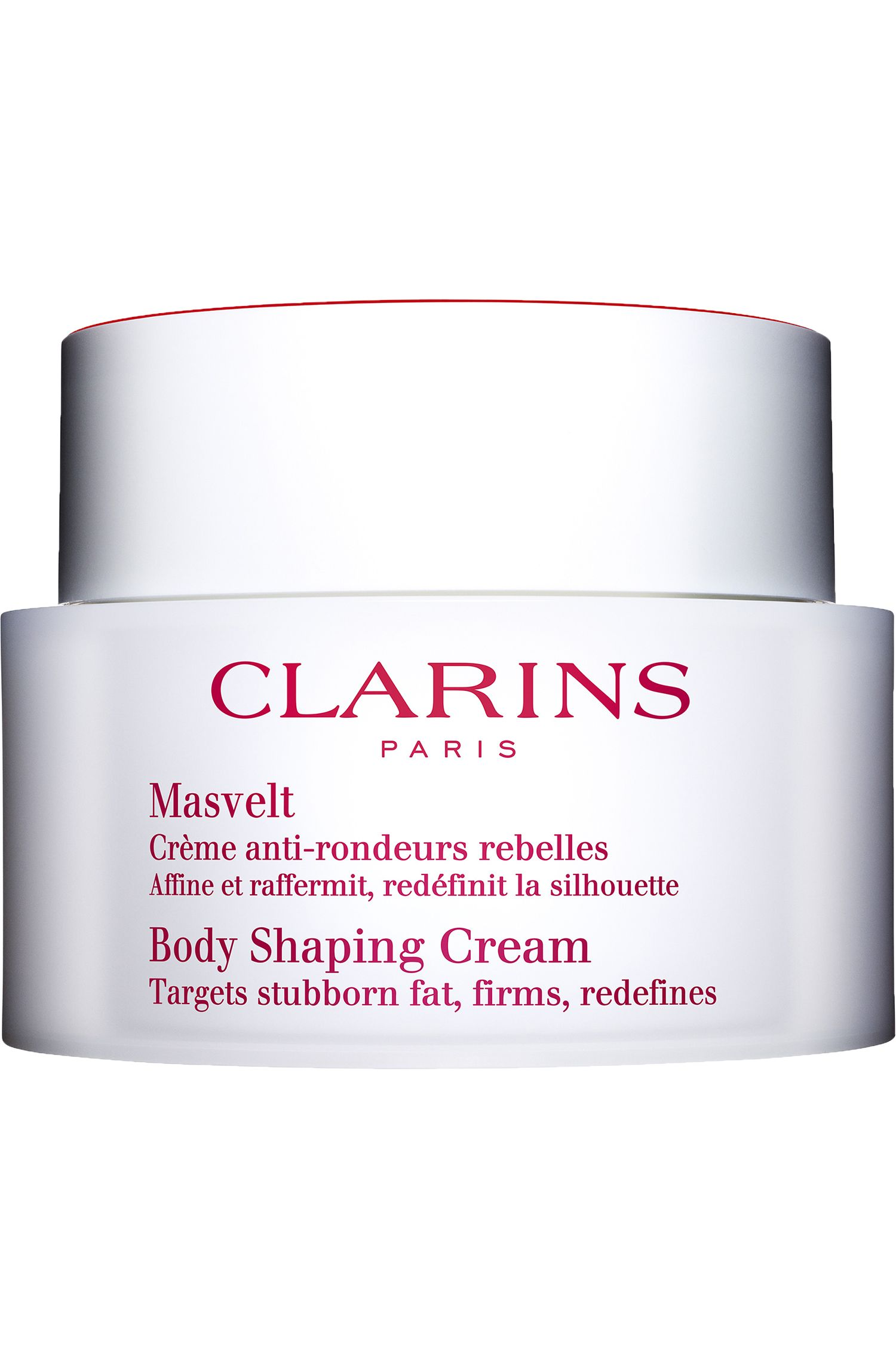Blissim : Clarins - Crème minceur raffermissante corps Masvelt - Crème minceur raffermissante corps Masvelt