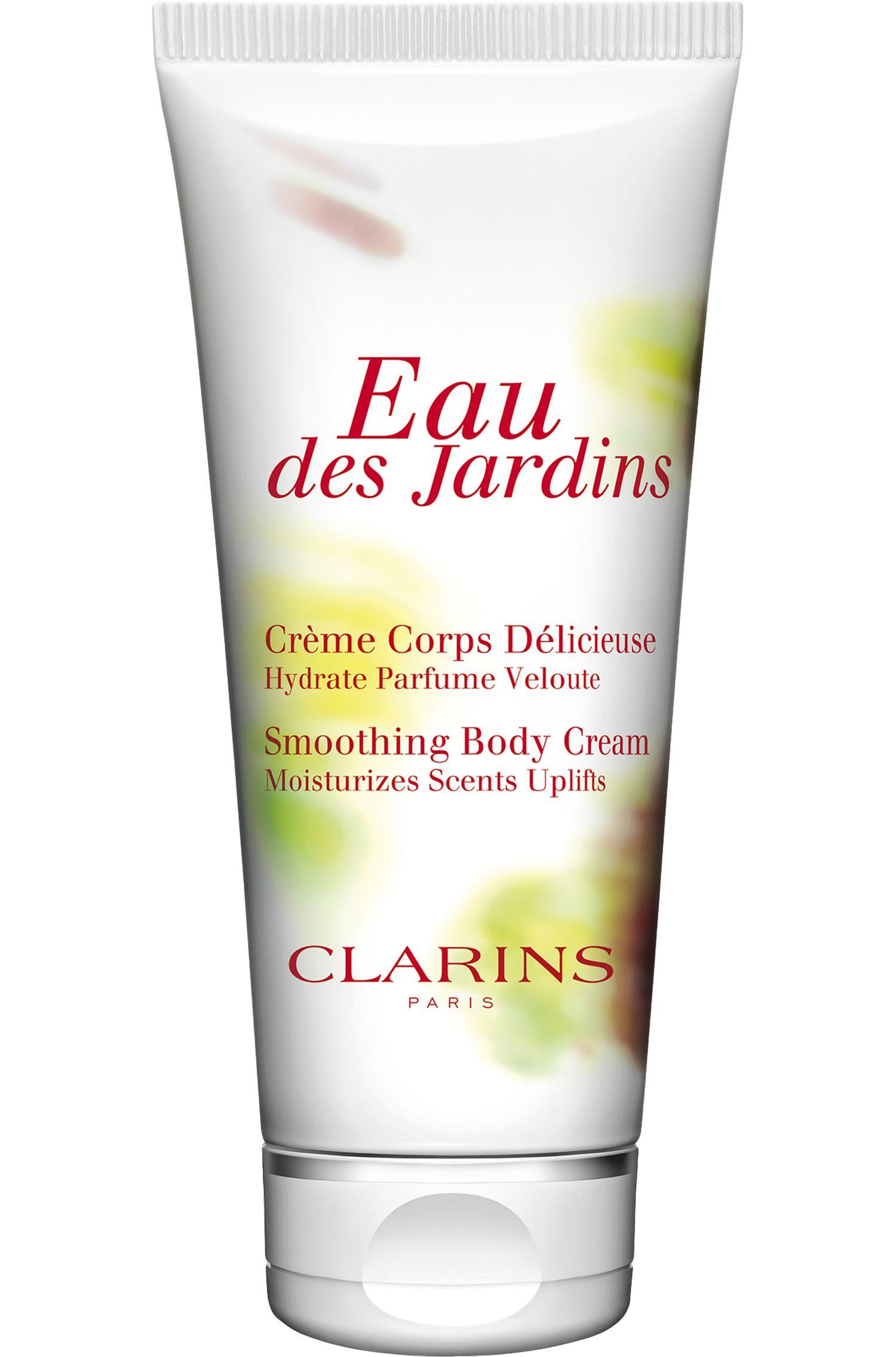 Blissim : Clarins - Crème hydratante corps Eau des Jardins - Crème hydratante corps Eau des Jardins
