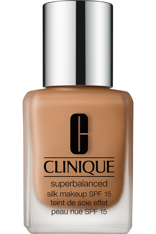 Blissim : Clinique - Fond de teint peau nue Superbalanced Silk SPF15 - 14 Silk Suede