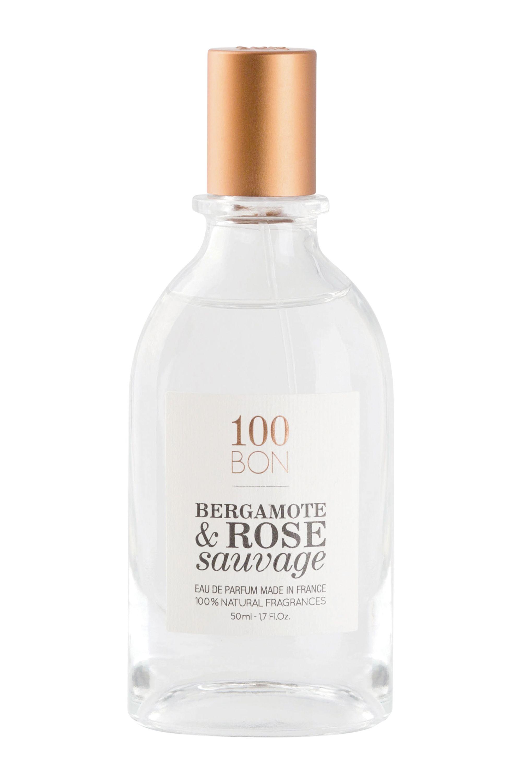Blissim : 100bon - Bergamote et Rose Sauvage 50 ml - Bergamote et Rose Sauvage 50 ml