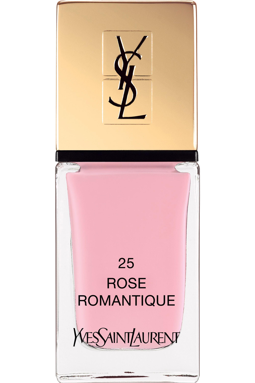 Blissim : Yves Saint Laurent - Vernis à ongles La Laque Couture - N°25 ROSE ROMANTIQUE