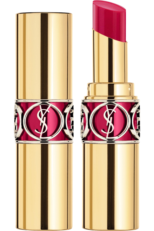 Blissim : Yves Saint Laurent - Rouge Volupté Shine - N°5 Fuchsia In Excess