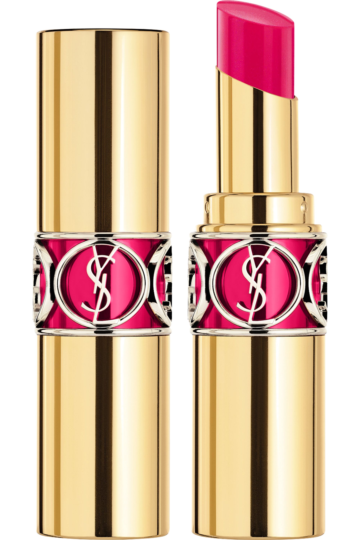 Blissim : Yves Saint Laurent - Rouge Volupté Shine - N°6 Pink In Devotion