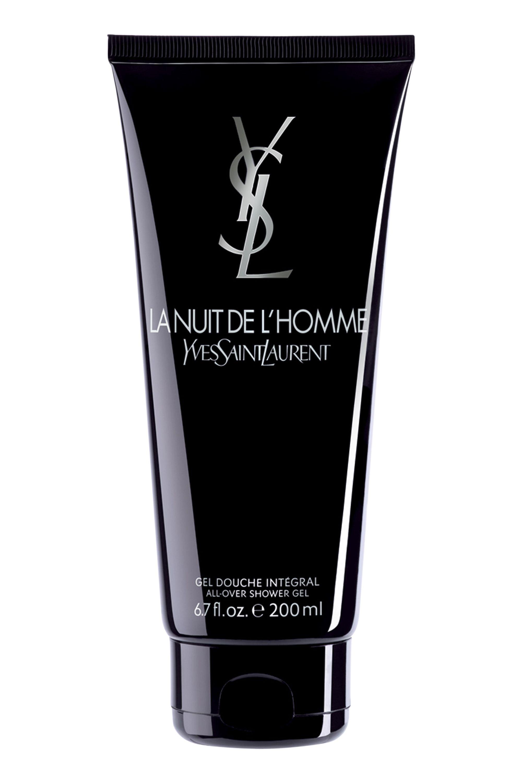 Blissim : Yves Saint Laurent - La Nuit de l'Homme Gel Douche - La Nuit de l'Homme Gel Douche