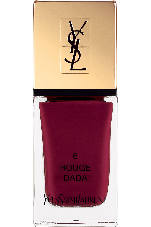 Blissim : Yves Saint Laurent - Vernis à ongles La Laque Couture - N°6 ROUGE DADA