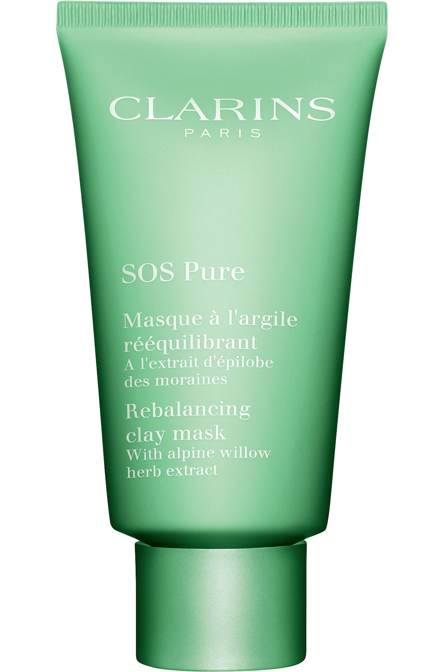 Blissim : Clarins - Masque à l'argile rééquilibrant SOS Pure - Masque à l'argile rééquilibrant SOS Pure
