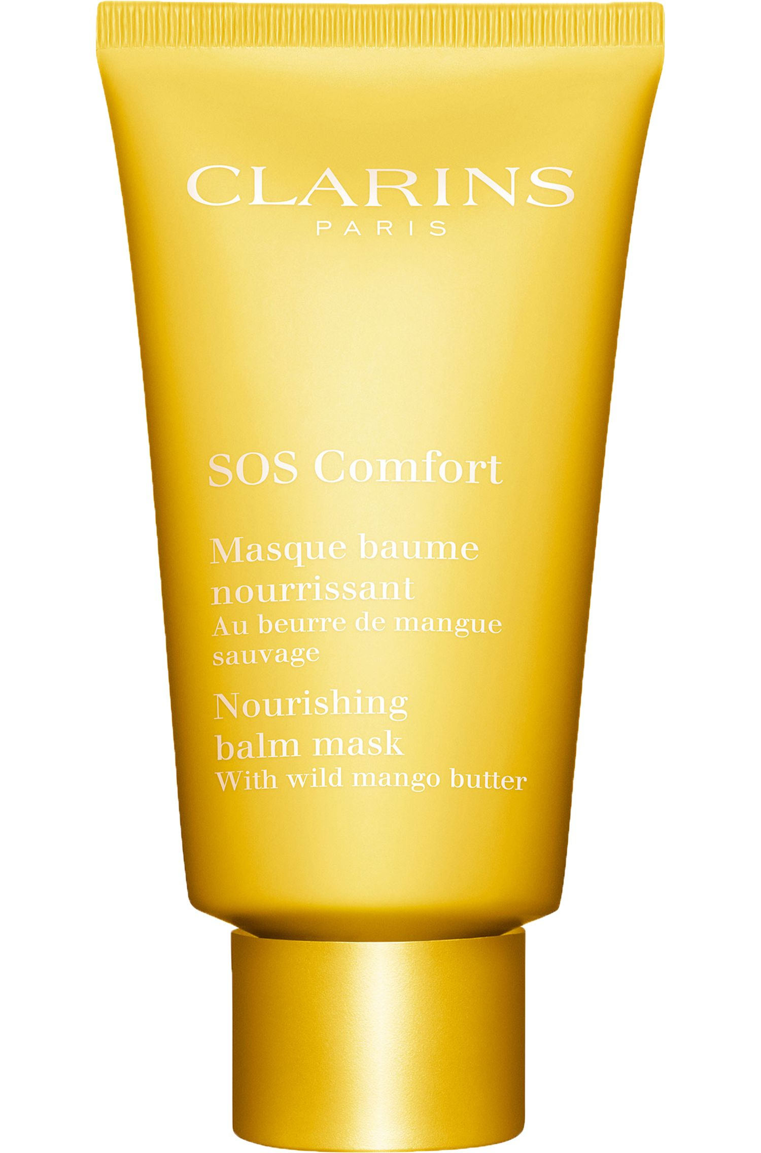 Blissim : Clarins - Masque baume nourrissant SOS Confort - Masque baume nourrissant SOS Confort