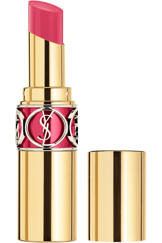 Blissim : Yves Saint Laurent - Rouge Volupté Shine - N°32 Pink Independant