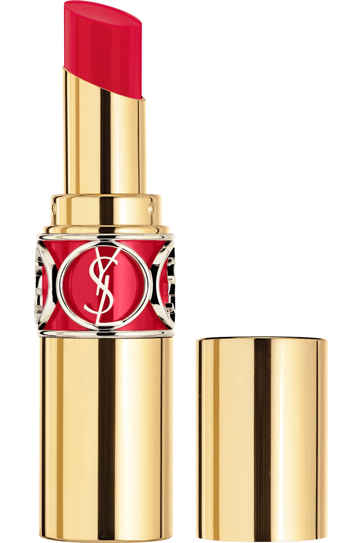 Blissim : Yves Saint Laurent - Rouge Volupté Shine - N°45 Rouge Tuxedo