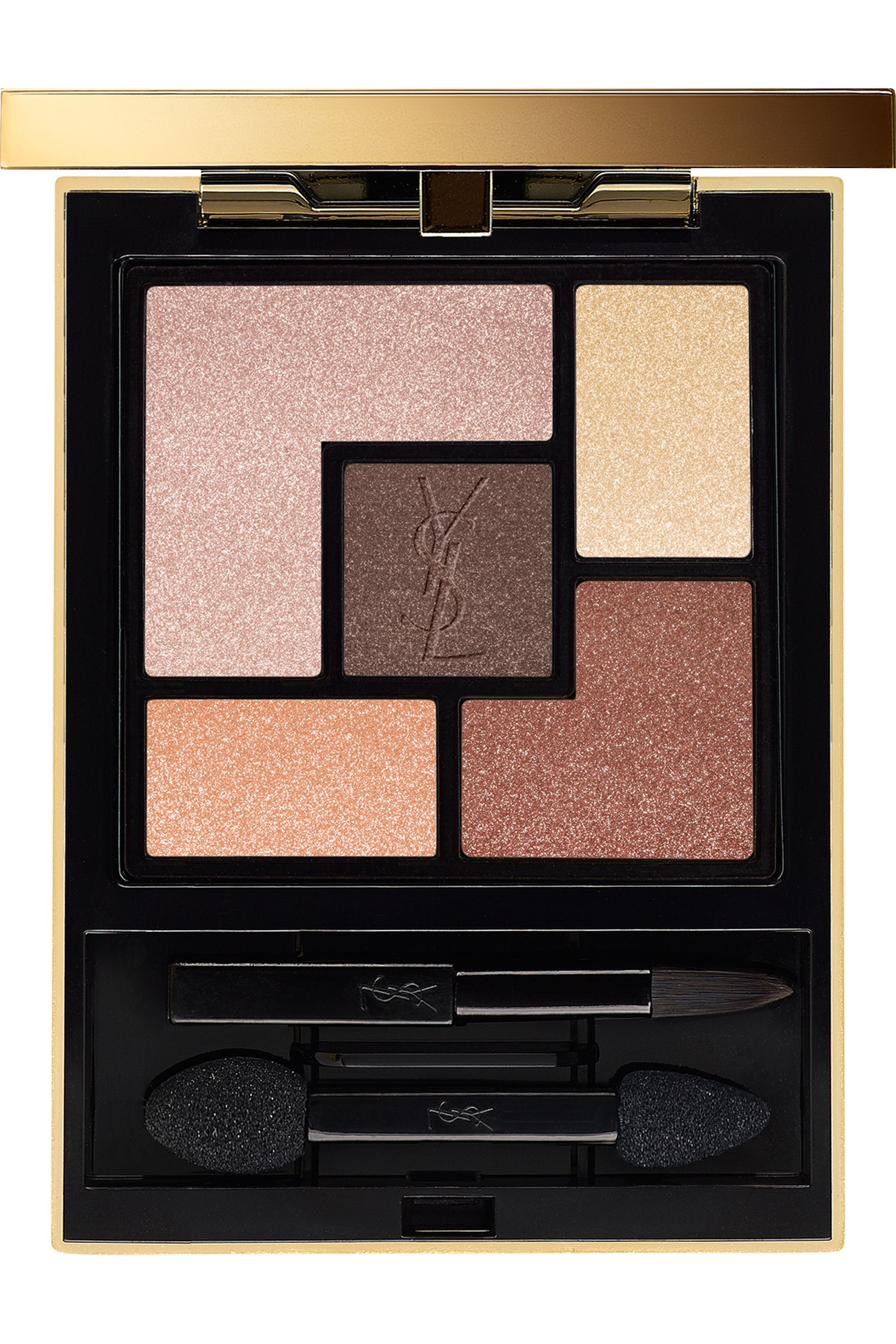 Blissim : Yves Saint Laurent - Couture Eye Contouring - N°14 Rosy Glow