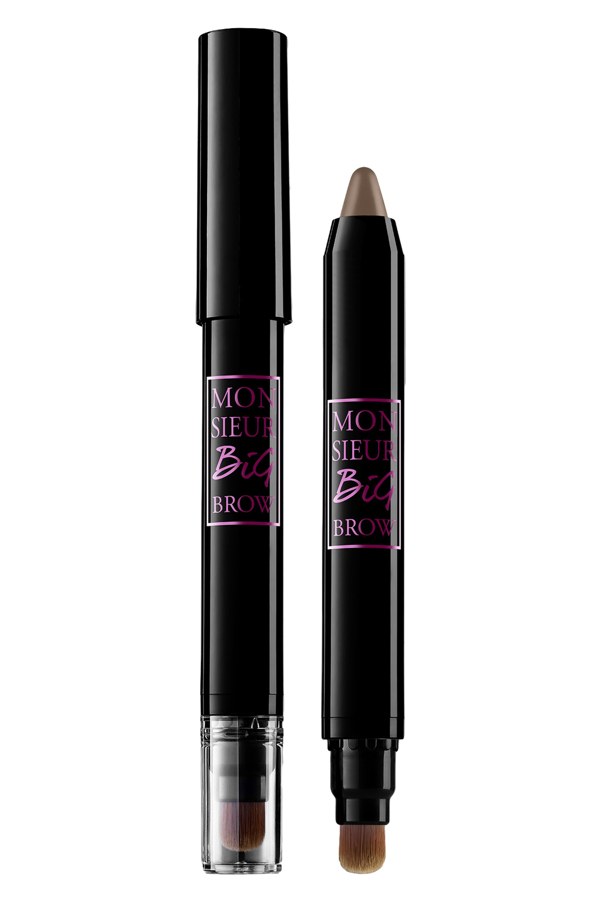 Blissim : Lancôme - Crayon sourcil double-embouts Monsieur Big Brow - 01 Blonde