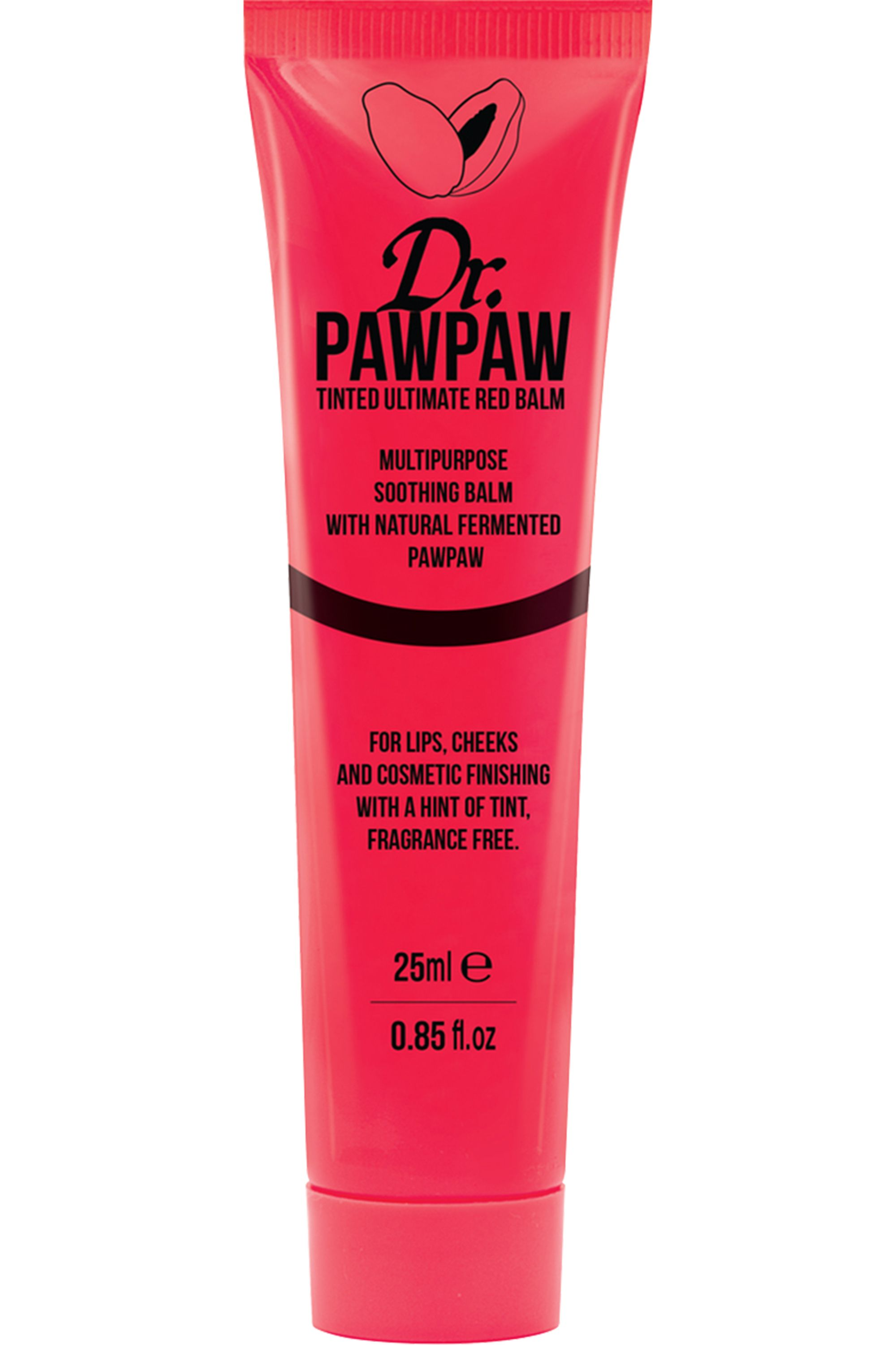 Blissim : Dr. Pawpaw - Ultimate Red - Ultimate Red