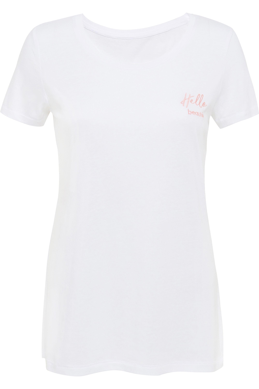 Blissim : Blissim - T-Shirt Hello Beauté - Taille L