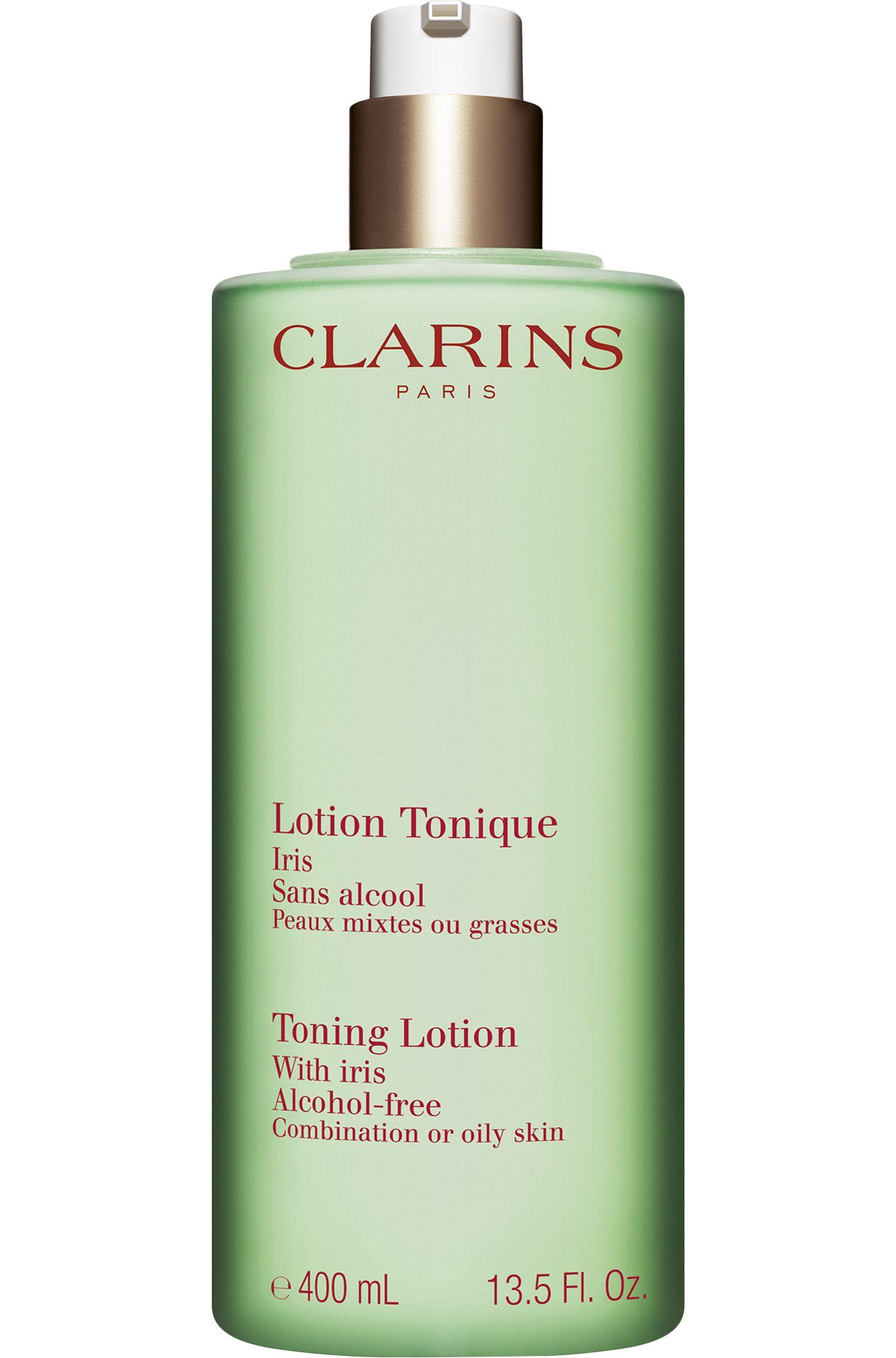 Blissim : Clarins - Lotion tonique démaquillante peaux mixtes à grasses - 400ml