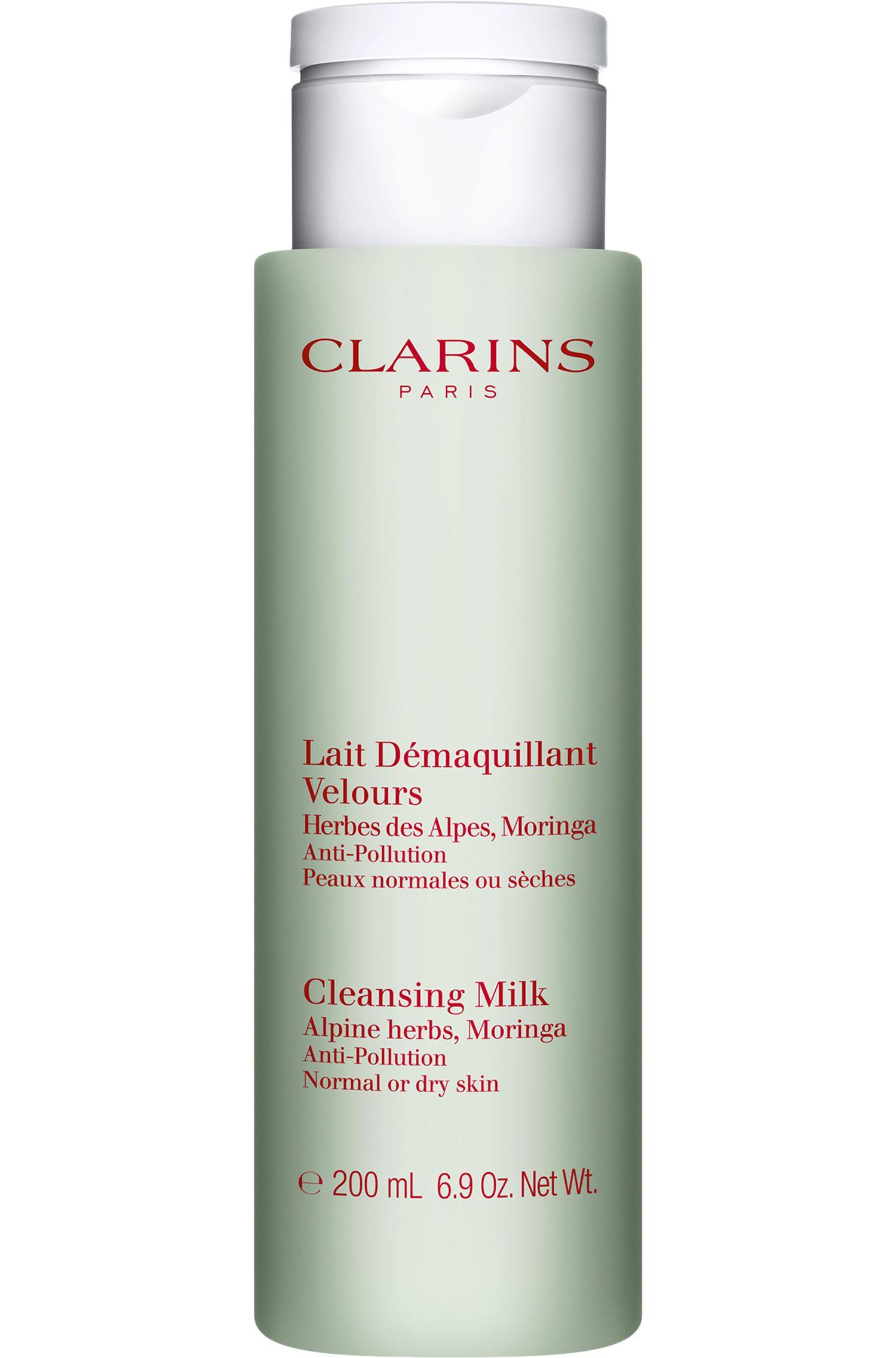 Blissim : Clarins - Lait démaquillant velours peaux sèches - Lait démaquillant velours peaux sèches