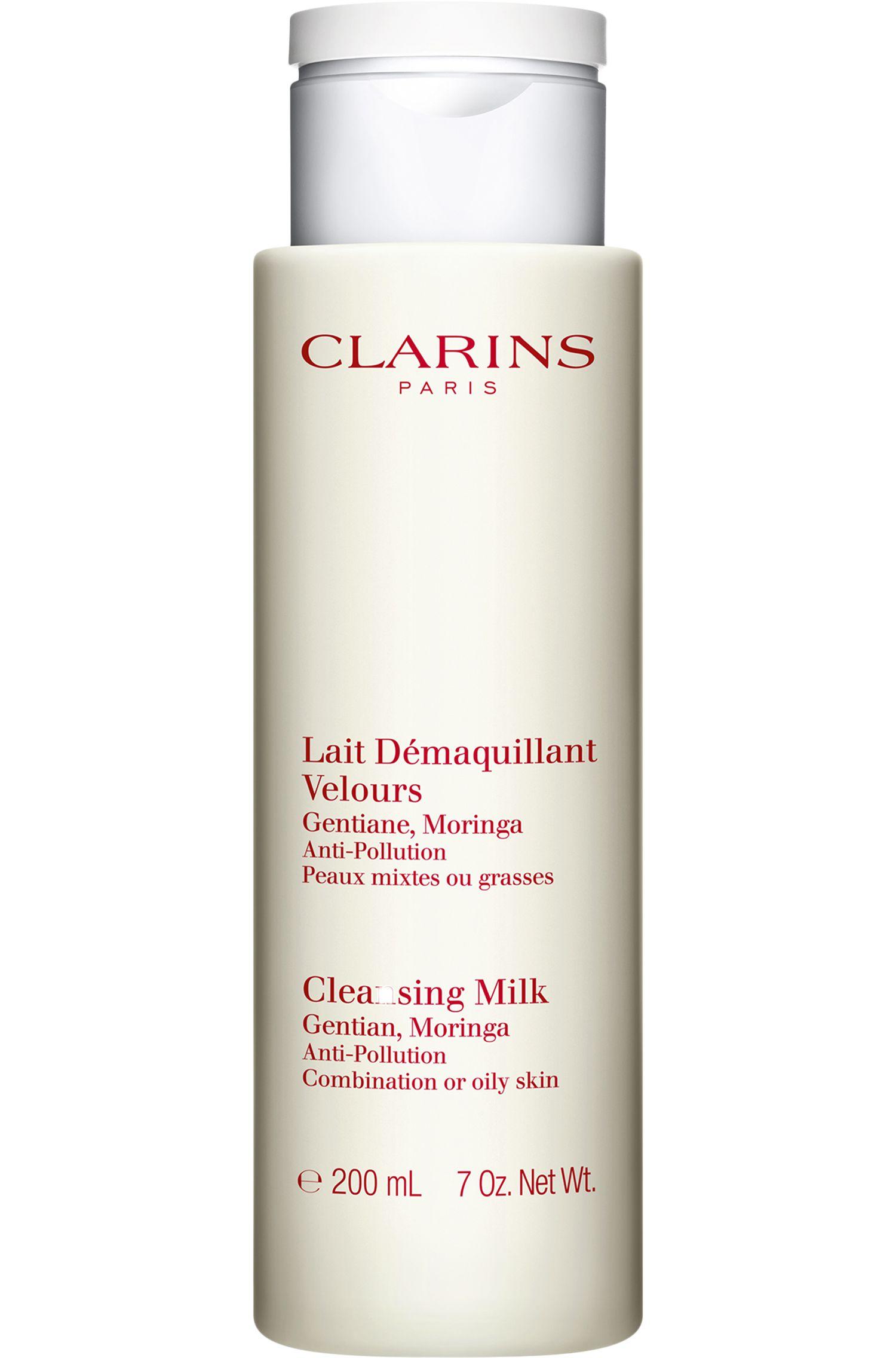 Blissim : Clarins - Lait démaquillant peaux mixtes à grasses - Lait démaquillant peaux mixtes à grasses