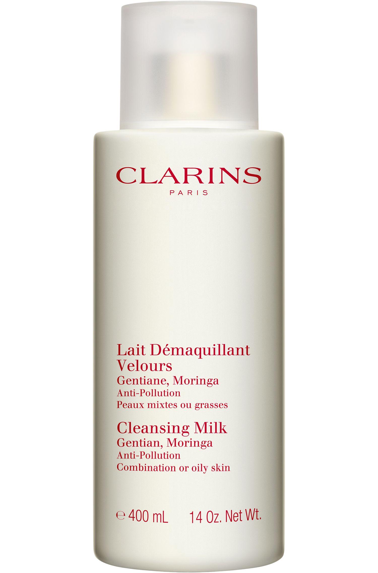 Blissim : Clarins - Lait démaquillant peaux mixtes à grasses - 400ml