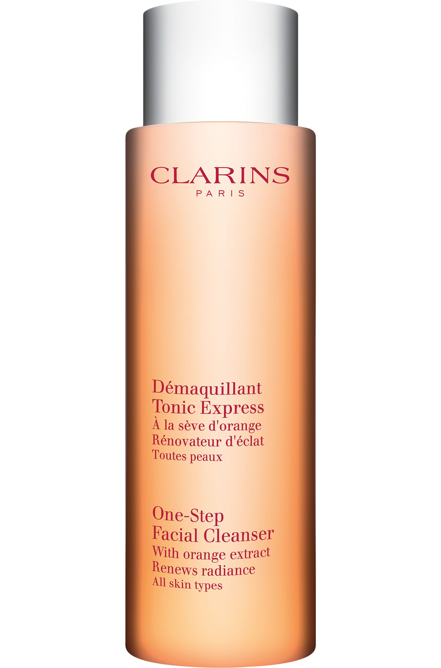 Blissim : Clarins - Démaquillant tonic express anti-pollution - Démaquillant tonic express anti-pollution