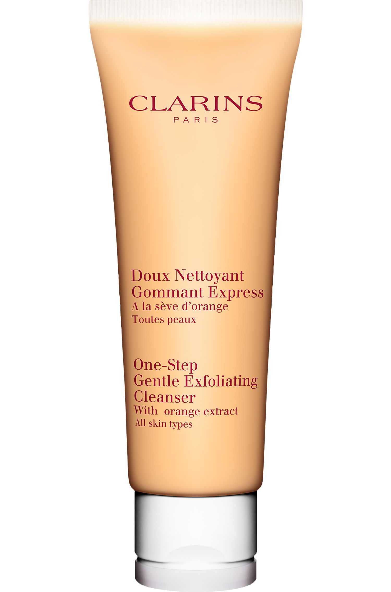 Blissim : Clarins - Nettoyant gommant express visage - Nettoyant gommant express visage