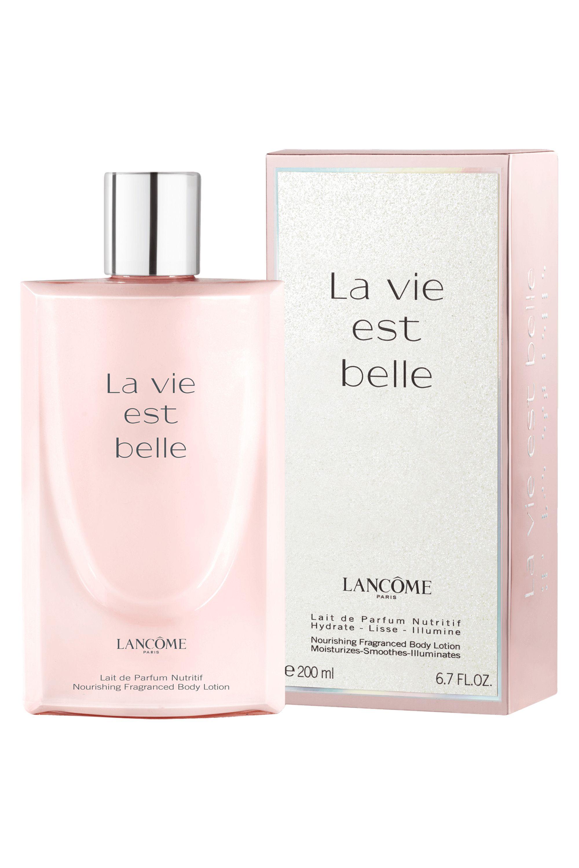 Blissim : Lancôme - La vie est belle Lait de Parfum Nutritif - La vie est belle Lait de Parfum Nutritif