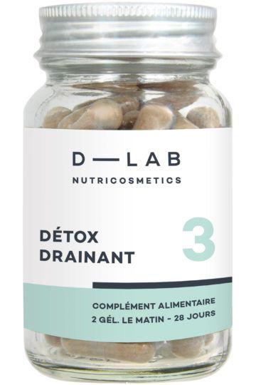 Compléments alimentaires Détox Drainant