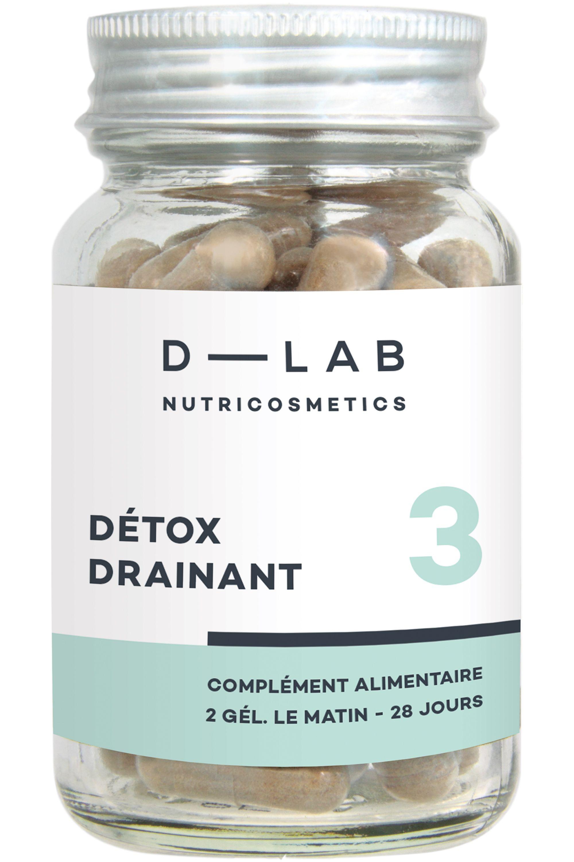 Blissim : D-LAB Nutricosmetics - Compléments alimentaires Détox Drainant - Compléments alimentaires Détox Drainant