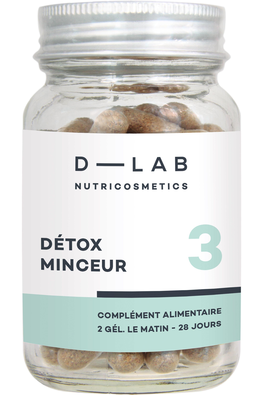 Blissim : D-LAB Nutricosmetics - Compléments alimentaires Détox Minceur - Compléments alimentaires Détox Minceur