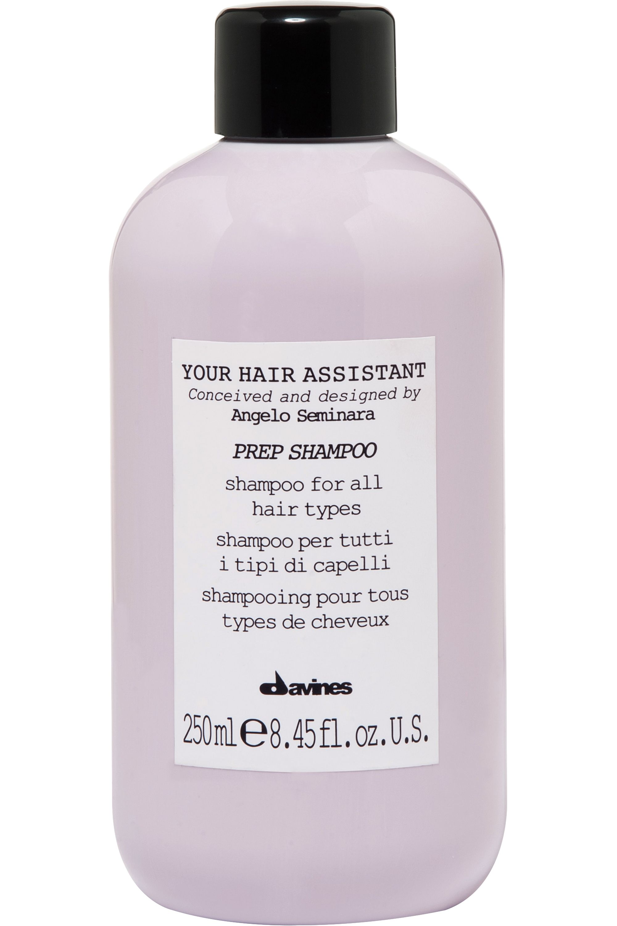 Blissim : Davines - Shampoing quotidien Your Hair Assistant Prep - Shampoing quotidien Your Hair Assistant Prep