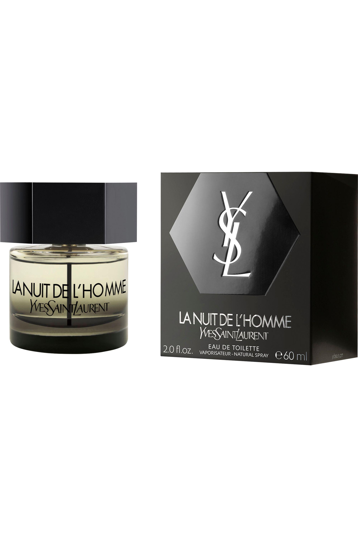 Blissim : Yves Saint Laurent - La Nuit de L'Homme Eau de Toilette - 60 ml