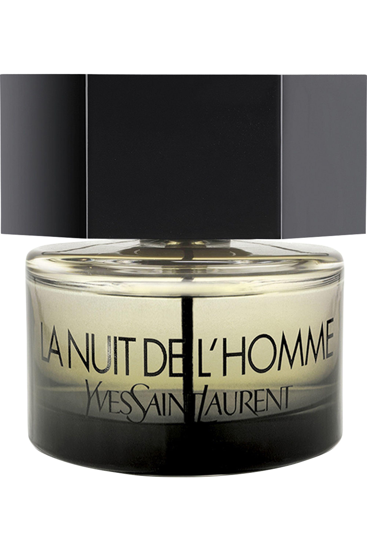 Blissim : Yves Saint Laurent - La Nuit de L'Homme Eau de Toilette - 40 ml