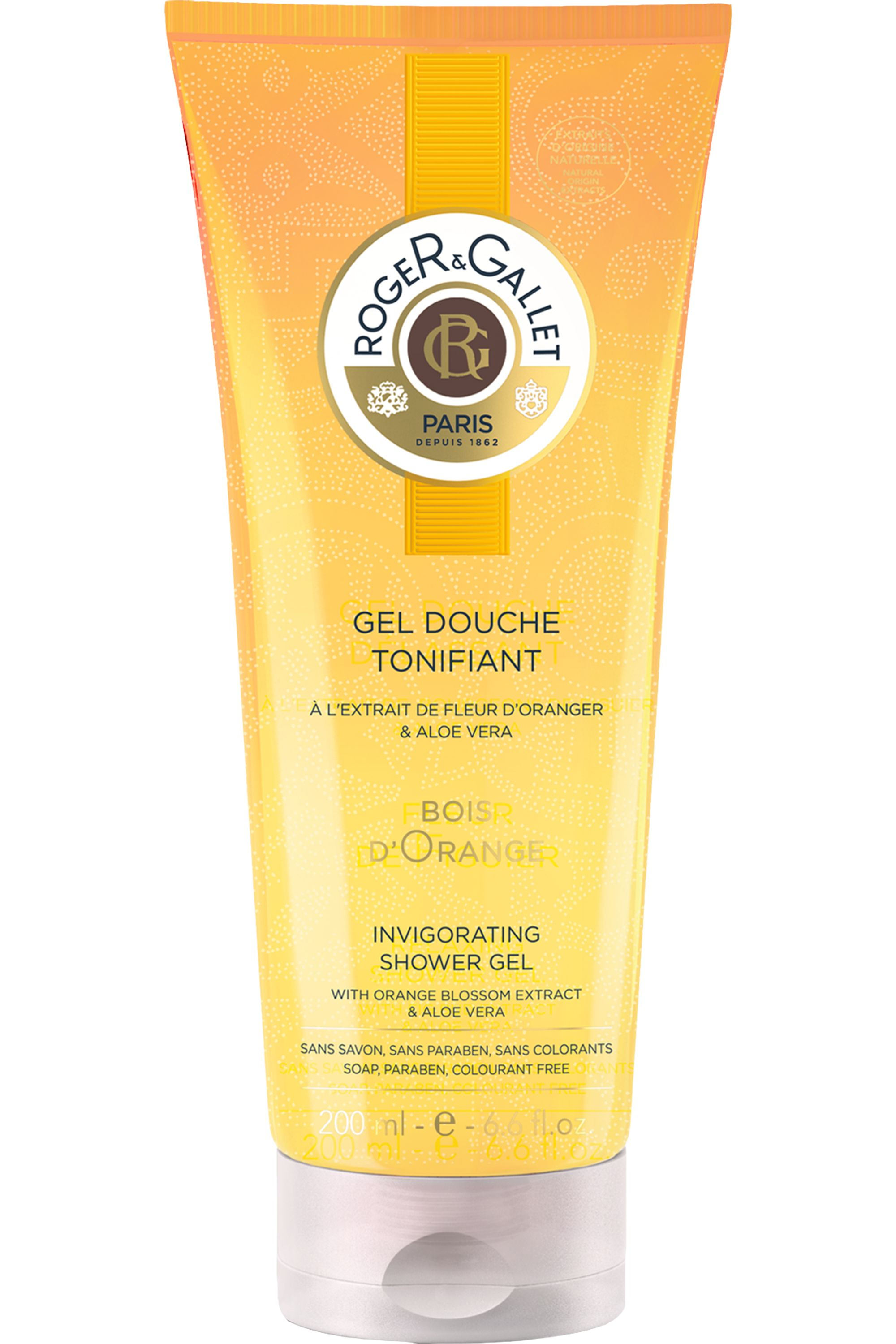Blissim : Roger&Gallet - Bois d'Orange Gel Douche - Bois d'Orange Gel Douche