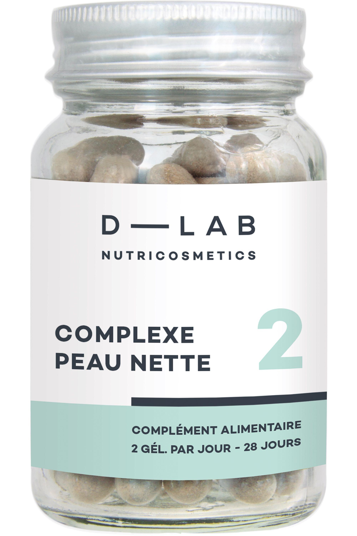 Blissim : D-LAB Nutricosmetics - Compléments alimentaires Complexe Peau Nette - Compléments alimentaires Complexe Peau Nette