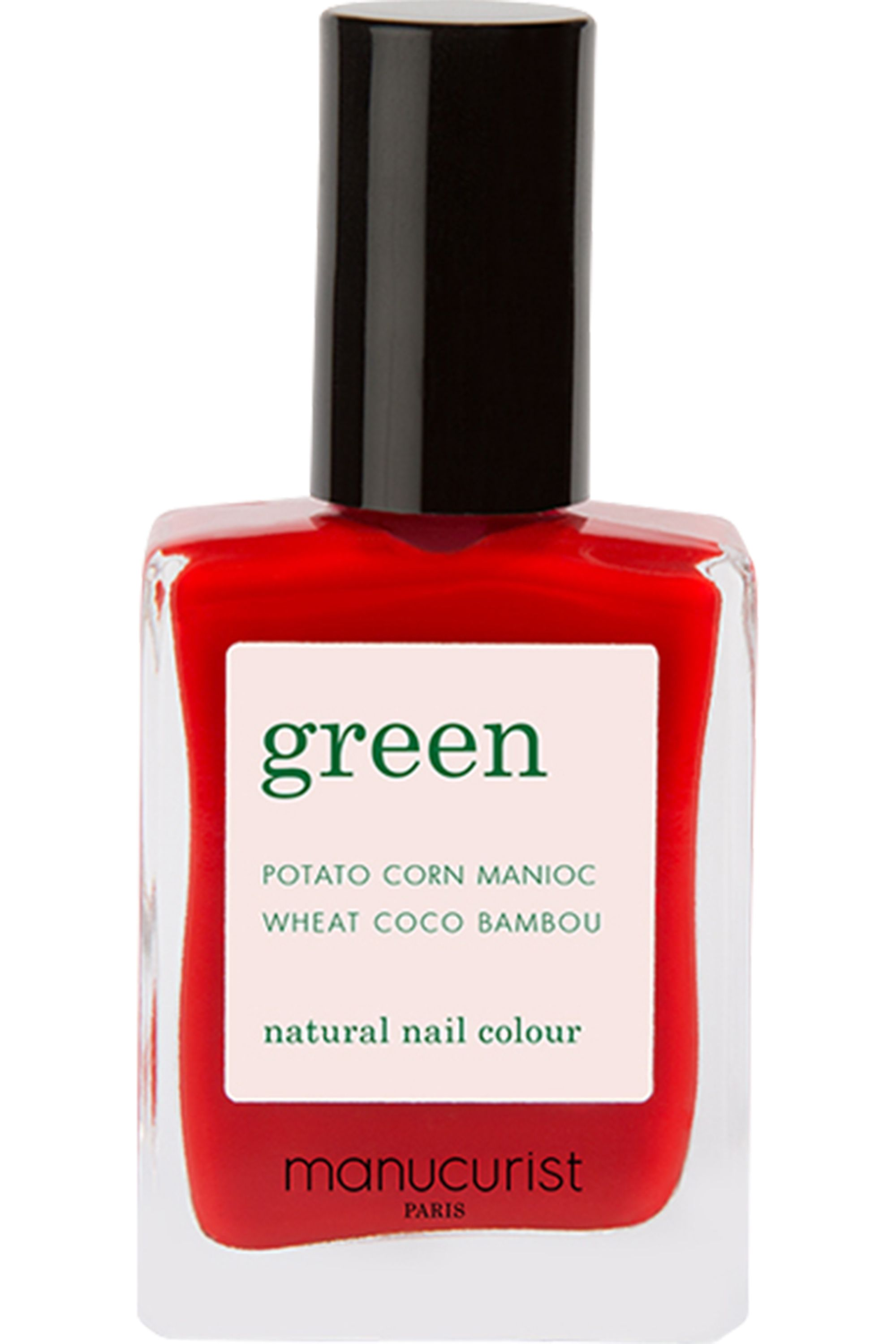 Blissim : Manucurist - Vernis Green - Poppy Red