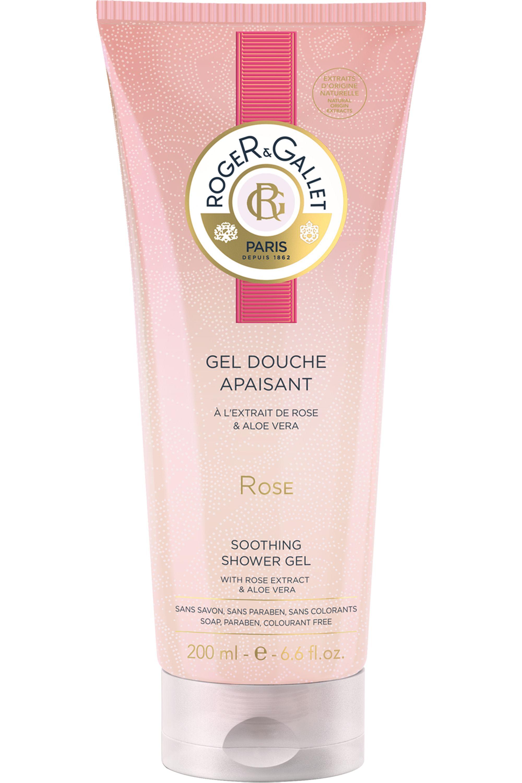 Blissim : Roger&Gallet - Gel Douche Apaisant Rose - Gel Douche Apaisant Rose