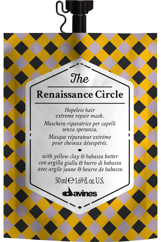 Blissim : Davines - Masque réparateur The Renaissance Circle - Masque réparateur The Renaissance Circle