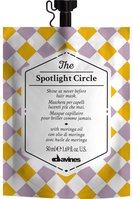 Blissim : Davines - Masque hydratant The Spotlight Circle - Masque hydratant The Spotlight Circle