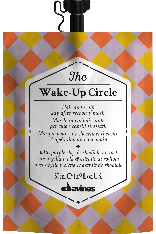 Blissim : Davines - Masque revigorant The Wake Up Circle - Masque revigorant The Wake Up Circle