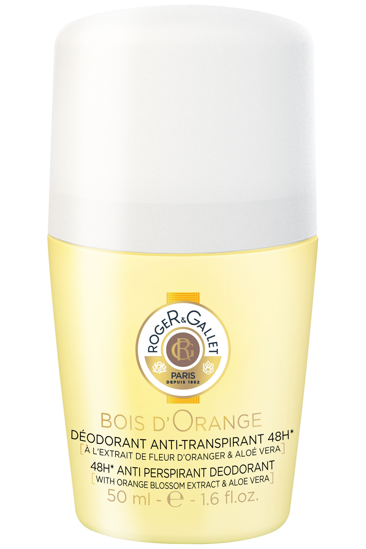 Blissim : Roger&Gallet - Bois d'Orange Lots de 2 déodorants - Bois d'Orange Lots de 2 déodorants