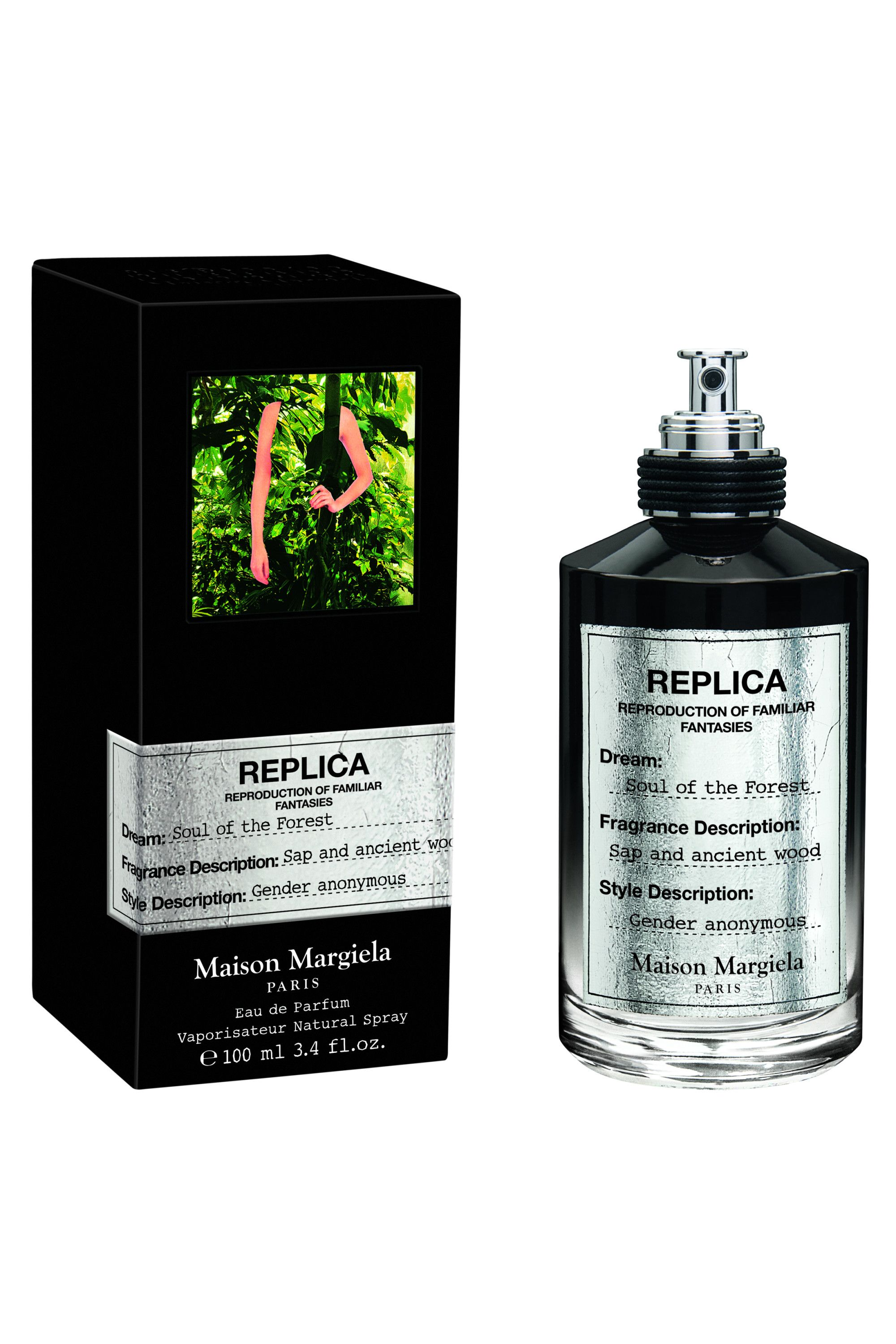 Blissim : Maison Margiela - Eau De Parfum REPLICA Soul Of The Forest - Eau De Parfum REPLICA Soul Of The Forest