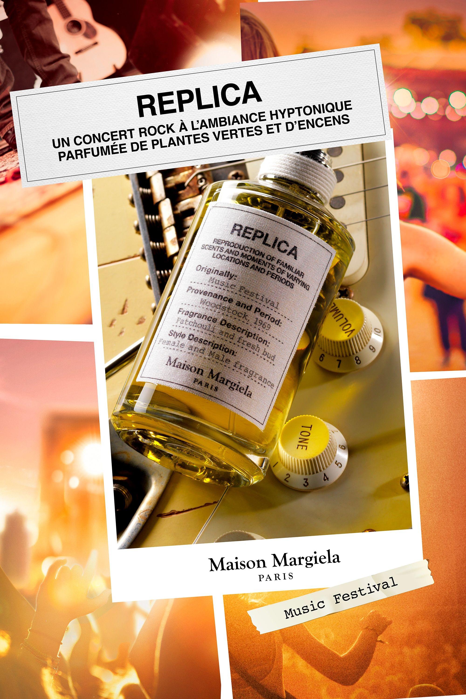 Blissim : Maison Margiela - Eau de Toilette Music Festival - Eau de Toilette Music Festival