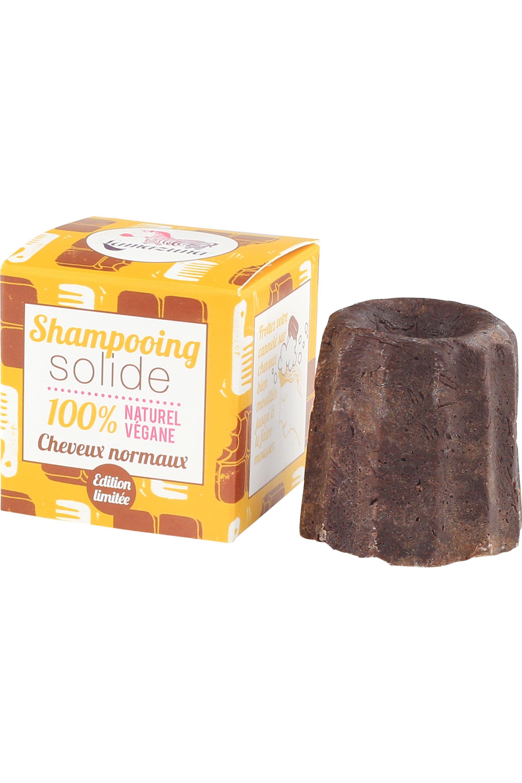 Blissim : Lamazuna - Shampooing solide cheveux normaux Chocolat - Shampooing solide cheveux normaux Chocolat