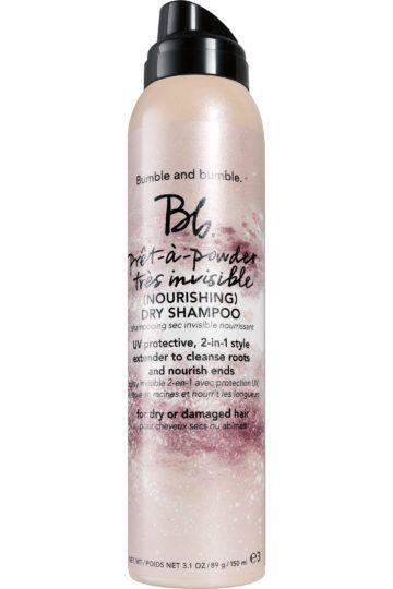 Shampoing sec nourrissant Sec Prêt-à-powder Très Invisible