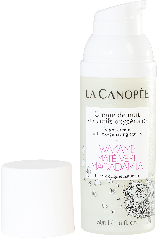 Blissim : La Canopée - Crème de Nuit aux Actifs Oxygénants - Crème de Nuit aux Actifs Oxygénants