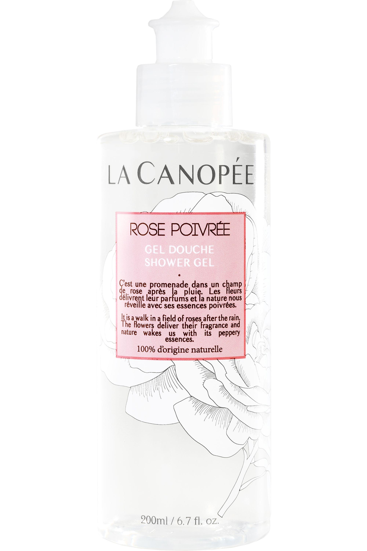 Blissim : La Canopée - Gel douche Rose Poivrée - Gel douche Rose Poivrée