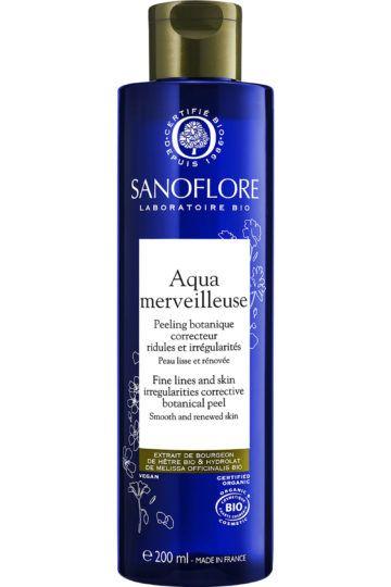 Lotion Peeling botanique régénérant Aqua Merveilleuse